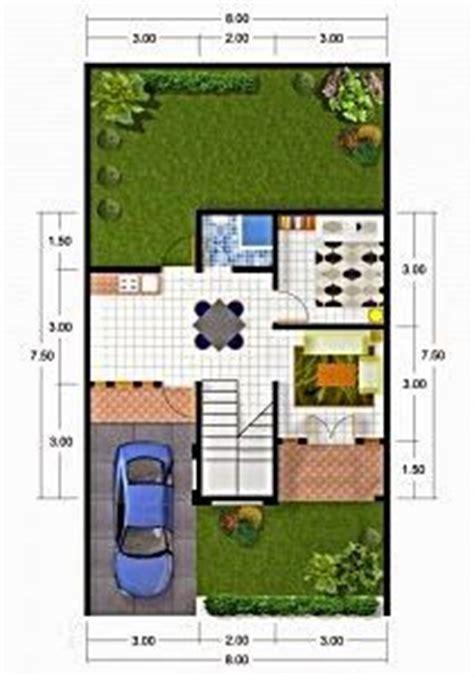 layout rumah 8 x 12 denah rumah minimalis lantai dua denah rumah minimalis