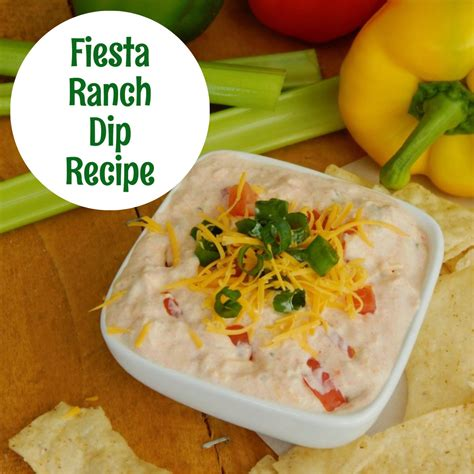 8 Delicious Recipes For Dips by 8 Easy Ranch Dip Recipes Involvery Community