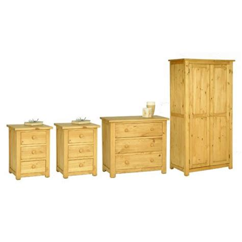 Pre Assembled Bedroom Furniture | oxbury pre assembled solid pine range oxbury pine bedroom