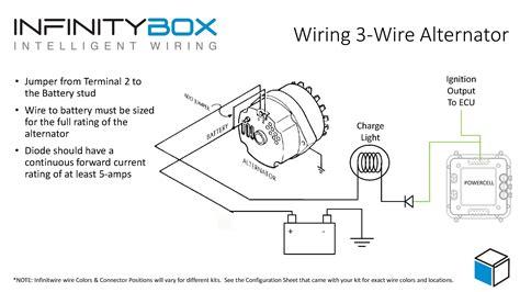 bosch alternator wiring with external regulator wiring