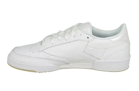 s shoes sneakers reebok club c 85 leather bs5163