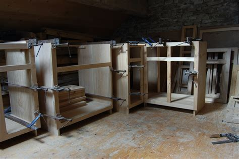 Handmade Oak Kitchens - handmade kitchens uk bespoke handmade kitchens in frame