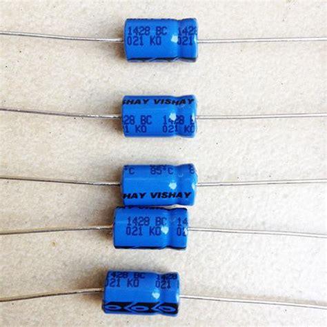 22uf capacitor converter elc capacitor 22uf 63v axial vishay mal202138229e3 rdd technologies