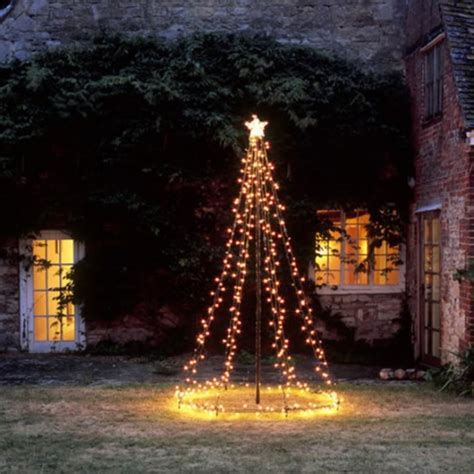 light tree tower from cox cox outdoor christmas