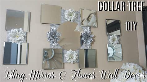 diy home decor ideas 2018 dollar tree diy mirror decor diy dollar tree flower mirror wall decor easy