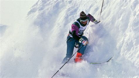 tracking the coomba the of legendary skier doug coombs books wesc bull
