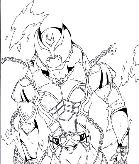 kamen rider watch free coloring pages