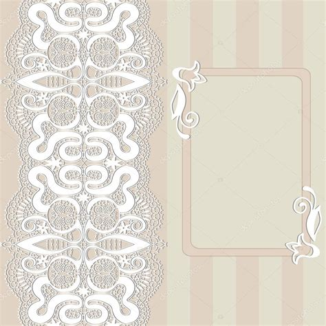 Wedding Border Patterns by Abstract Background Lacy Frame Border Pattern Wedding