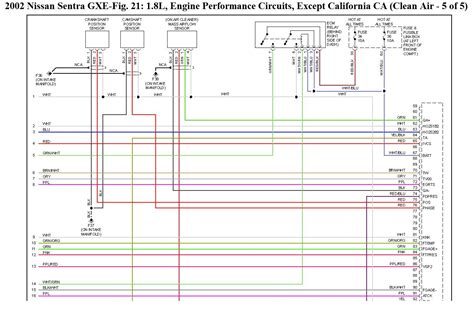 nissan wiring diagrams efcaviation
