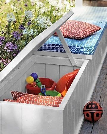 outdoor storage benches for seating 25 best ideas about outdoor storage boxes on pinterest