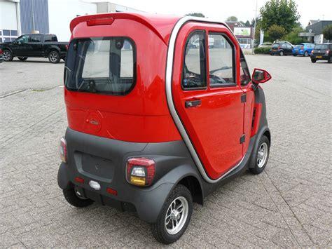 Auto Fahren Ohne Führerschein by Friesenfloh Geschlossenes E Mobil Bis 15 Km H Ohne