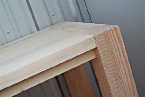 ana white big ur counter ana white big ur farm table and bench diy projects