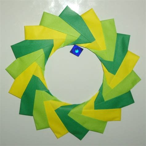 How To Make An Origami Ring - origami ring for my desk by ykansaki on deviantart