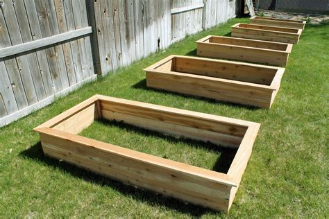 Building Planter Beds by Our Diy Raised Garden Beds Chris