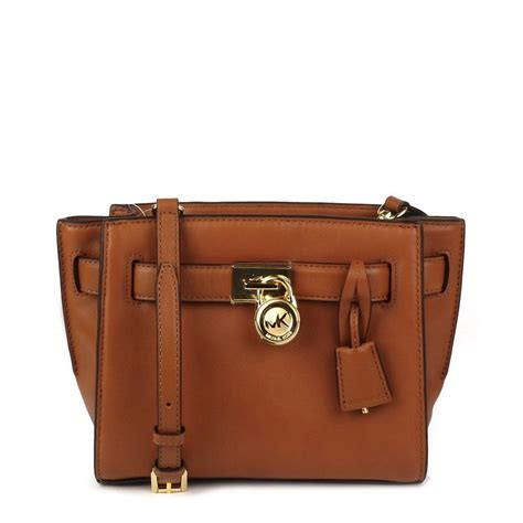Michael Kors Small Satchel Luggage Ori michael michael kors hamilton small luggage traveler messenger bag
