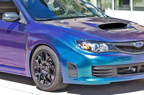 subaru wrapped pacific blue starlight wrx wrap wrapfolio