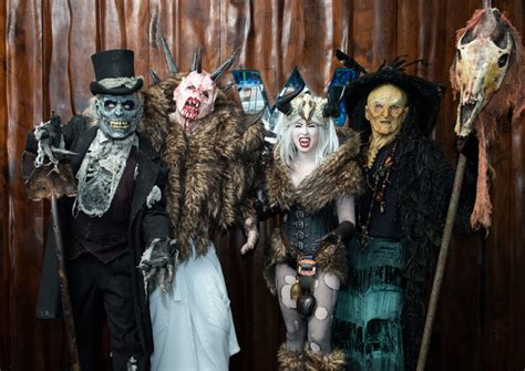 downtown haunted house netherworld monsters take a staycation at w atlanta hotel