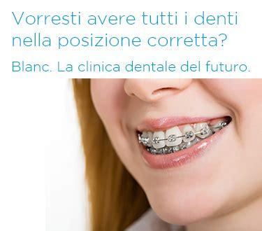 apparecchio mobile trasparente ortodonzia apparecchio denti cliniche odontoiatriche blanc