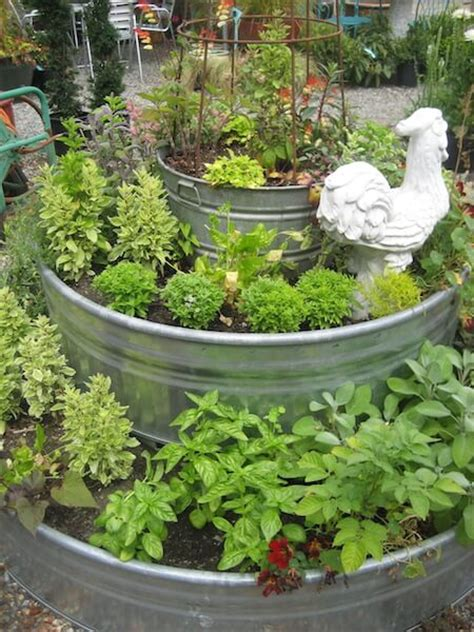 garden wall troughs galvanized water trough planters nifty homestead