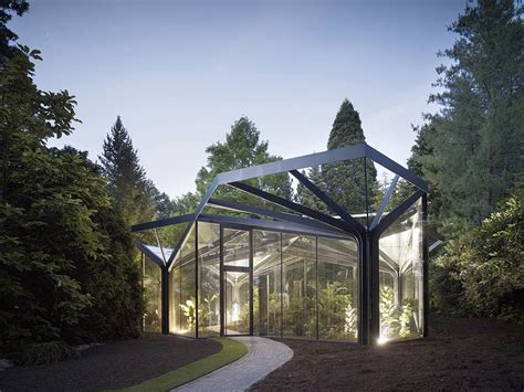 greenhouse botanical garden grueningen thecoolist