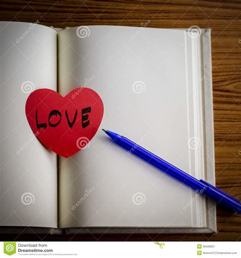 images of love diary diary of love royalty free stock photography image 36428207