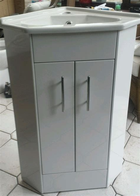 Corner Bathroom Vanity Units Home Decor Corner Vanity Units With Basin Grey Bathroom Wall Cabinets Open Kitchen Cabinets