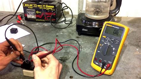 how to test a fan motor resistor blower motor resistor test