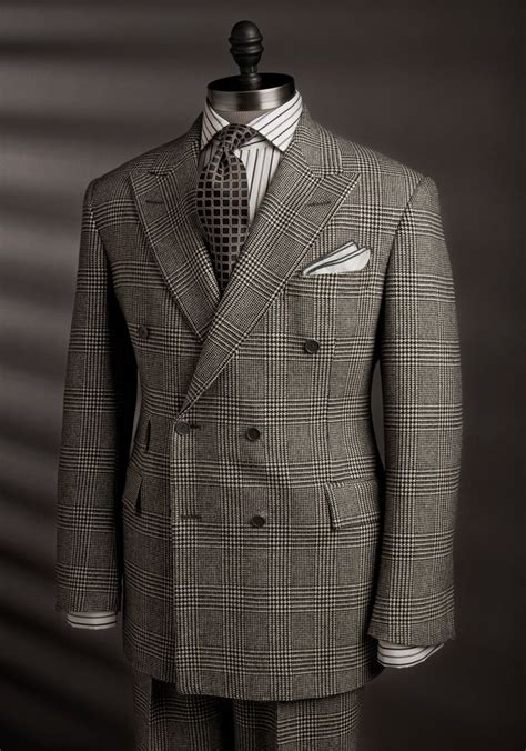 pattern shirt suit fine suit and fine exle of pattern mixing http www