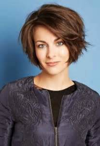 great haircuts for fine hair with wide jaw line 25 best ideas about haircuts for fat faces on pinterest