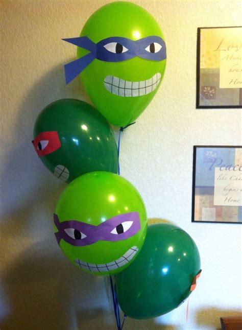 Ninja Turtle Balloons » Home Design 2017