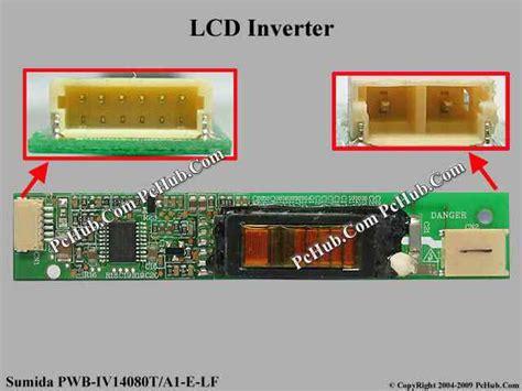 Inverter Lcd 1 Lu sumida pwb iv14080t a1 e lf lcd inverter pwb iv14080t a1 e lf iv14080 t lf