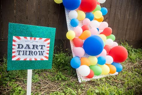 backyard carnival ideas kara s ideas backyard carnival birthday kara