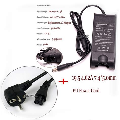 Adaptor Laptop Dell N4050 aliexpress buy power adapter for dell laptop 19 5v 4