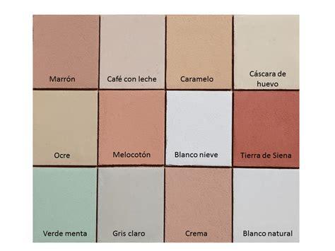 what color is clay cartas de colores ecol 243 gicos