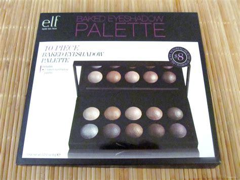 Promo Baked Eyeshadow Palette e l f target fall 2013 promotion baked eyeshadow palette review makeupfu