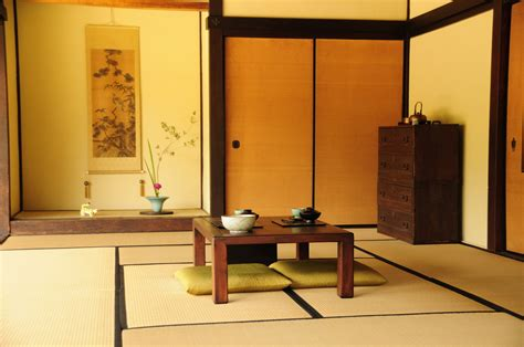 comfortable traditional japanese living room idea with