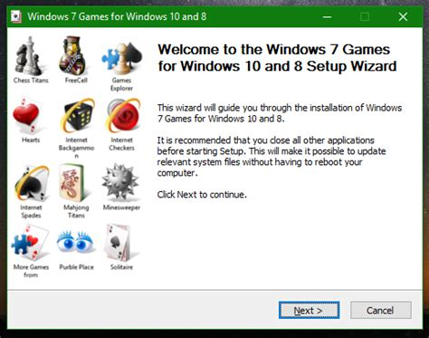 Gamis The Windows windows 7 for windows 10 anniversary update and above