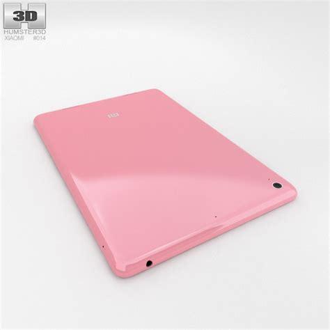 Tablet Xiaomi 9 Inch Xiaomi Mi Pad 7 9 Inch Pink 3d Model Hum3d