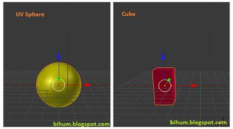Blender Biasa tutorial blender cara import file blender bihum media