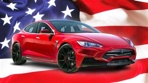 Tesla Model S Made In Usa Tesla Made In America Tesla Image