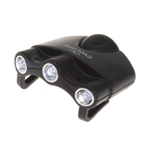Clip On Hat Light by Cyclops Led Hat Clip Light Academy