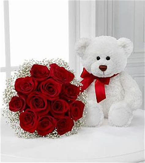 i love you bear rose bouquet باقة روز ودبدوب انا أحبك amman jordan flowers ورود عم ان الأردن
