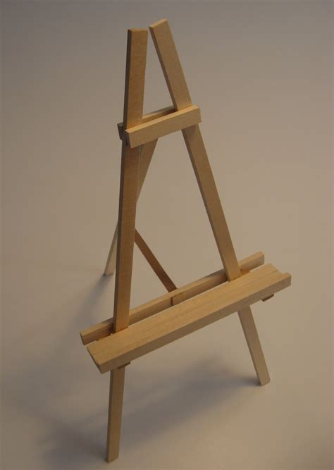 doll easel a doll for all seasons how to make an easel for your doll