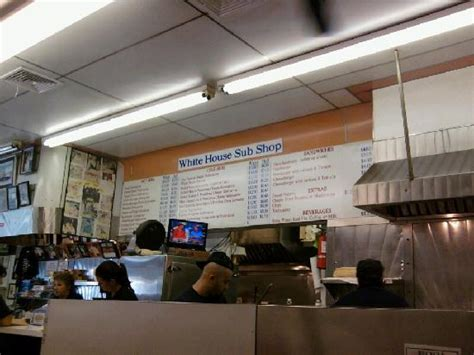 white house subs whitehouse submarines picture of white house sub shop atlantic city tripadvisor
