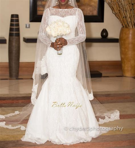 very recent naija weddings pictures of nigerian wedding gowns and dresses