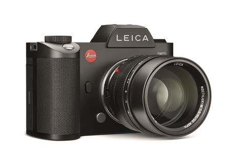 leica lenses leica sl typ 601 and lenses specs and images