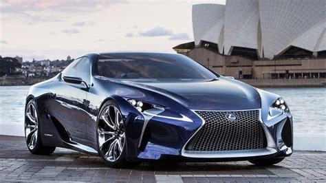 lexus lf lc blue 2012 lexus lf lc blue hybrid concept 500 hp