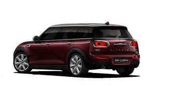Mini Cooper Fr The New Mini Clubman