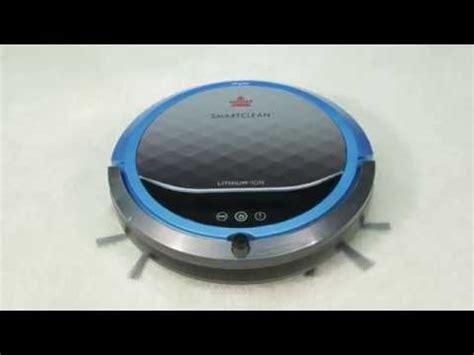green smartclean robotic vacuum