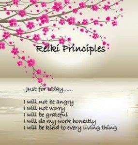 reiki principles   today   reiki
